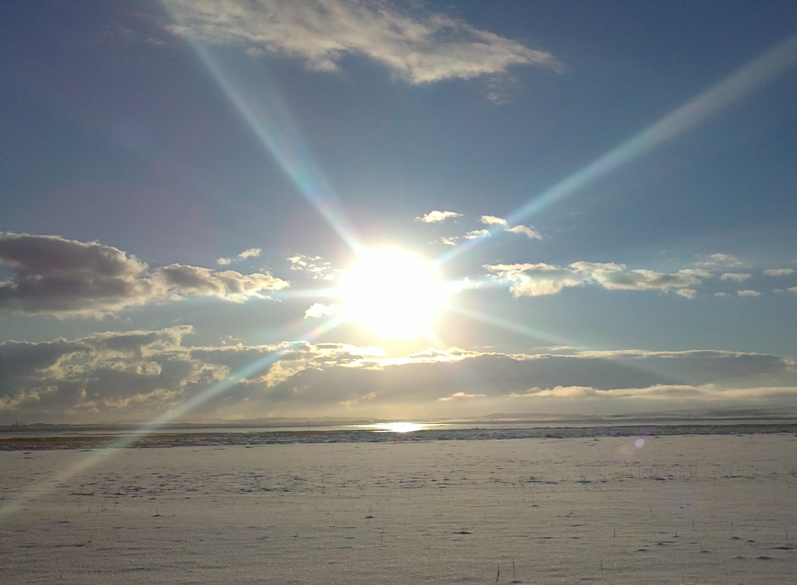 Sun Rays | The Catholic Shinobi